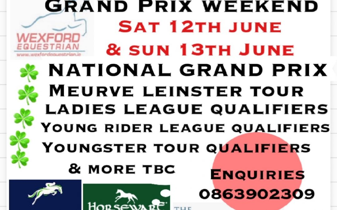 NATIONAL GRAND PRIX WEEKEND 12/13TH JUNE